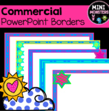 Commercial Powerpoint Borders