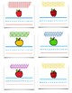 Cute Primary Desk Name Tags