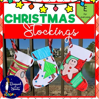 Cute Printable Christmas Stockings
