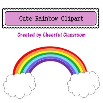 Rainbow (Cute Clipart)