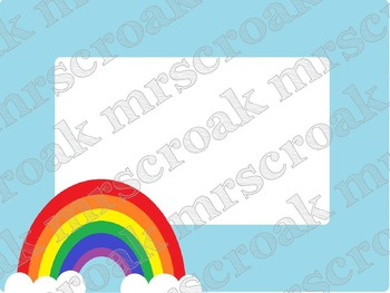 Labels: Rainbow, 10 per page