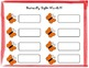 Sight words and Blending Recording Sheets