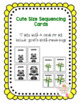 Cute Size Sequencing Cards