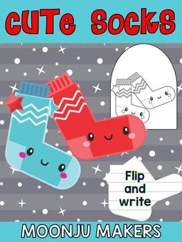 Cute Socks - Moonju Makers Activity, Craft, Decor, Craft, Clothes