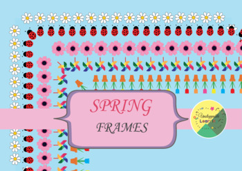 Cute Spring Frames