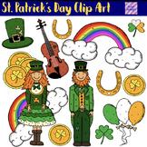 Cute St. Patrick's Day Clip Art