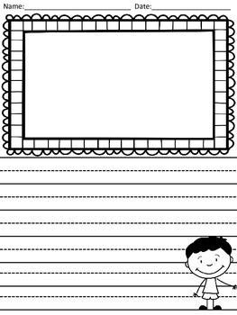 Cute Story Paper