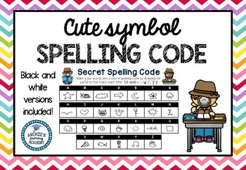 Cute Symbol Spelling Code