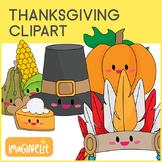 Cute Thanksgiving Clipart