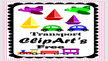 Cute Transport Clipart