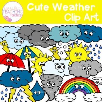 Cute Weather Clip Art