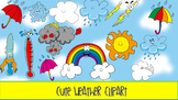 Cute Weather Clipart!!