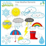 Cute Weather Clipart