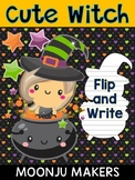 Cute Witch - Moonju Makers - Halloween Activity