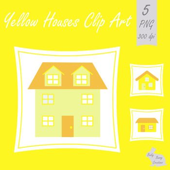 House Home Buildings Yellow Clip Art Clipart Images design