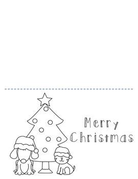 Cute and Fun Christmas Card Printables