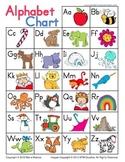 Simple Alphabet Chart