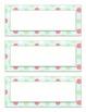 Cute dot labels