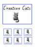 Cute group work cards and display