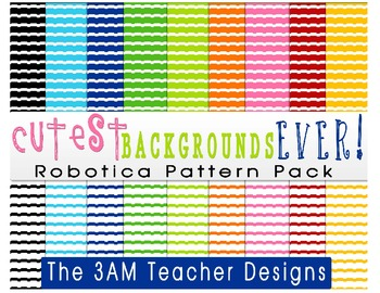 Cutest Backgrounds Ever: Lined Pattern Pack