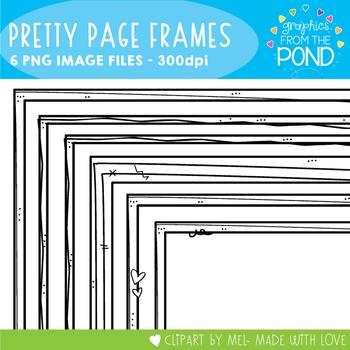 Pretty Page Frames