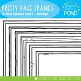 Cutie Page Frames