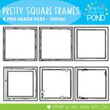Pretty Square Frames