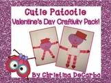 Valentine's Day Craftivity Pack