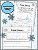 Cuttin' It Close! Arctic Animals Close Reading Pack  {K, 1st & 2nd Grade}
