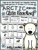 Cuttin' It Close! Arctic Animals Close Reading Pack  {K, 1