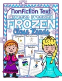Cuttin' It Close! FROZEN Close Reading Pack