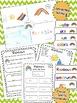 Cuttin' It Close! March Close Reading Pack {Kindergarten, 1st & 2nd Grade}