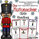 Cuttin' It Close! The NUTCRACKER Close Reading Pack ~ Kindergarten & 1st Grade