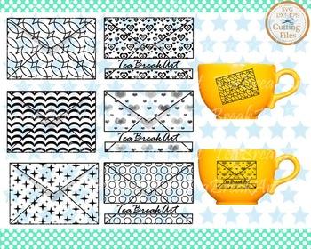 Cutting Files -Envelope/Love Mail(010C)