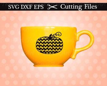 Cutting Files -Pumpkins - Digital Clipart (012C)