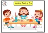 Cutting Pasting Fun