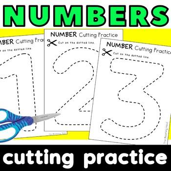 Cutting Practice BUNDLE