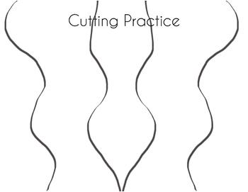 Cutting Practice Intermediate