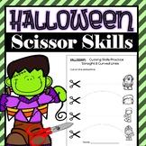 Halloween Cutting Practice