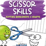 Cutting Practice With Scissors Pack | Scissor Skills Works