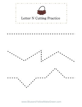 Cutting Practice from A to Z
