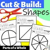 Cutting Practice with Scissors