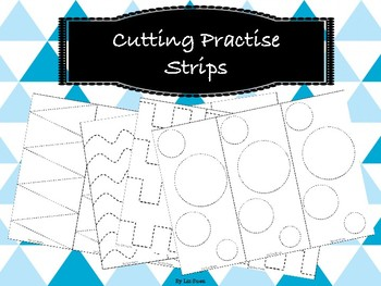 Cutting Practise Strips