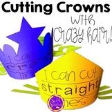 Cutting Practice | Scissor Skills | Cutting Practice Hat C