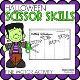 Halloween Cutting Skills