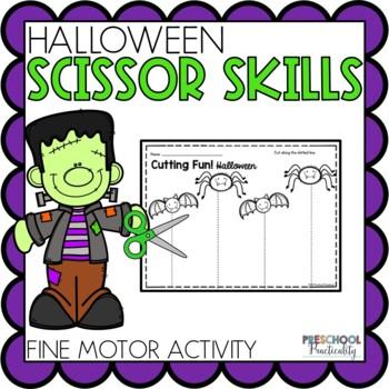Cutting Skills {Halloween}