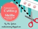 Cutting Skills Sheet