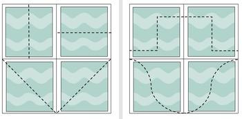 Cutting Strips Template ~ Custom ~ Montessori Cutting Strips ~ Fine Motor Skills