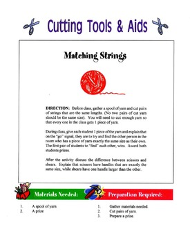 Cutting Tools & Aids In Apparel Lesson