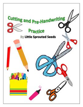 Cutting and Handwriting